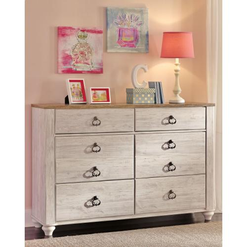 "Willowton Dresser 54"" Wide"