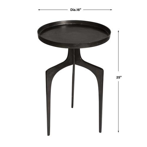 Uttermost - Kenna Accent Table, Bronze