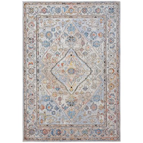 Feizy - ARMANT 3905F IN IVORY-MULTI