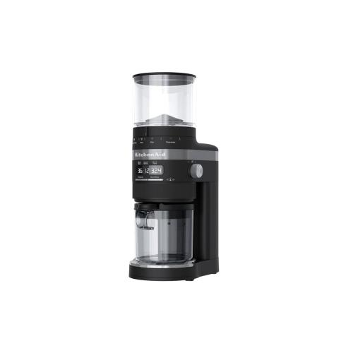 Burr Coffee Grinder - Black Matte