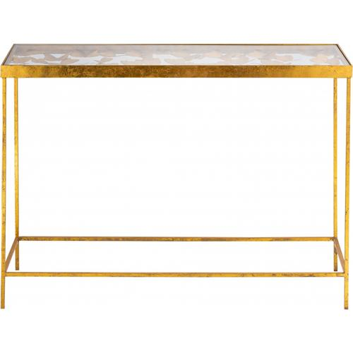 """Butterfly Console Table - 40"""" W x 12.25"""" D x 30"""" H"""
