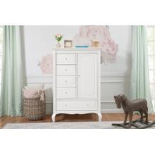 See Details - Mirabelle Chifforobe in Warm White