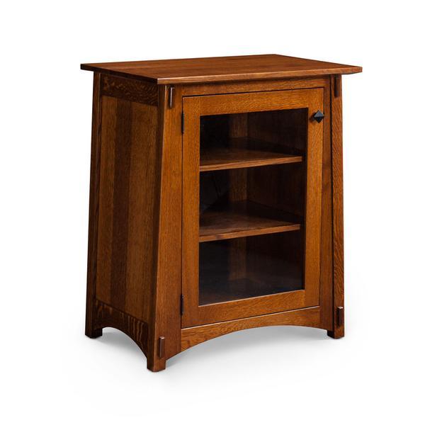 McCoy Media Storage Cabinet