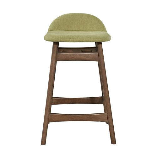 24 Inch Counter Chair - Green (RTA)