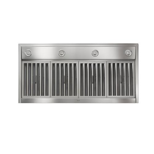 BEST Range Hoods - 48-inch Chimney Range Hood with iQ12u00A0Blower System, 1500 Max Blower CFM, Stainless Steel (WPP9u00A0Series)