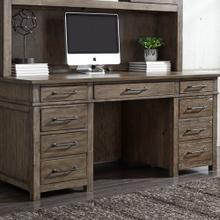 See Details - Desk/Credenza Base - Left