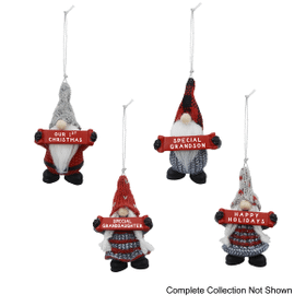 Gnome Ornaments (840 pc. ppk.)