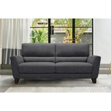 """See Details - Kester 81"""" Square Arm Ashe Raymore Fabric Sofa"""
