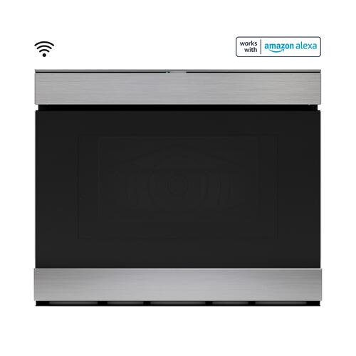 """View Product - 24"""" Built-In Smart Convection Microwave Drawer Oven"""
