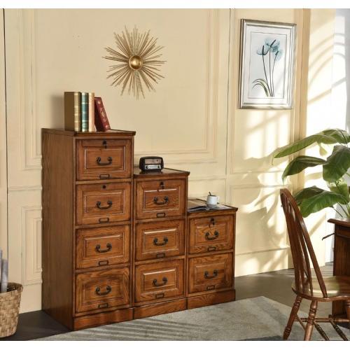 Tennessee Enterprises - 3 Drawer File Cabinet
