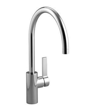 Single-lever mixer - chrome Product Image