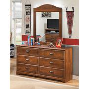 Barchan Bedroom Mirror Product Image