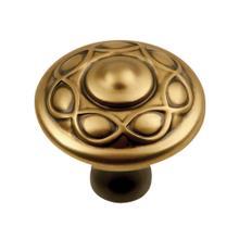 1-3/8 In. Tresse Knob - Winchester Brass