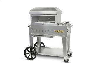 "24"" Mobile Pizza Oven"