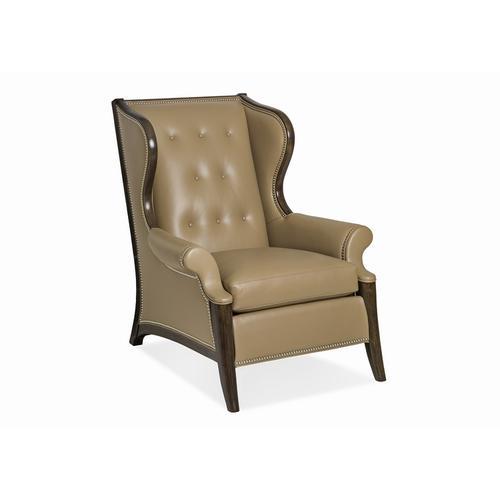 Painter Button Back Chair