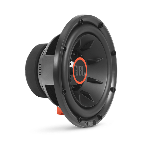 """Club 1024 10"""" (250mm) and 12"""" (300mm) car audio subwoofers"""