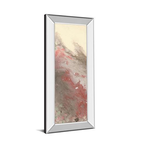 """Sang Froid I"" By Dlynn Roll Mirror Framed Print Wall Art"