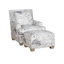 See Details - Savannah Chair, Savannah Ottoman
