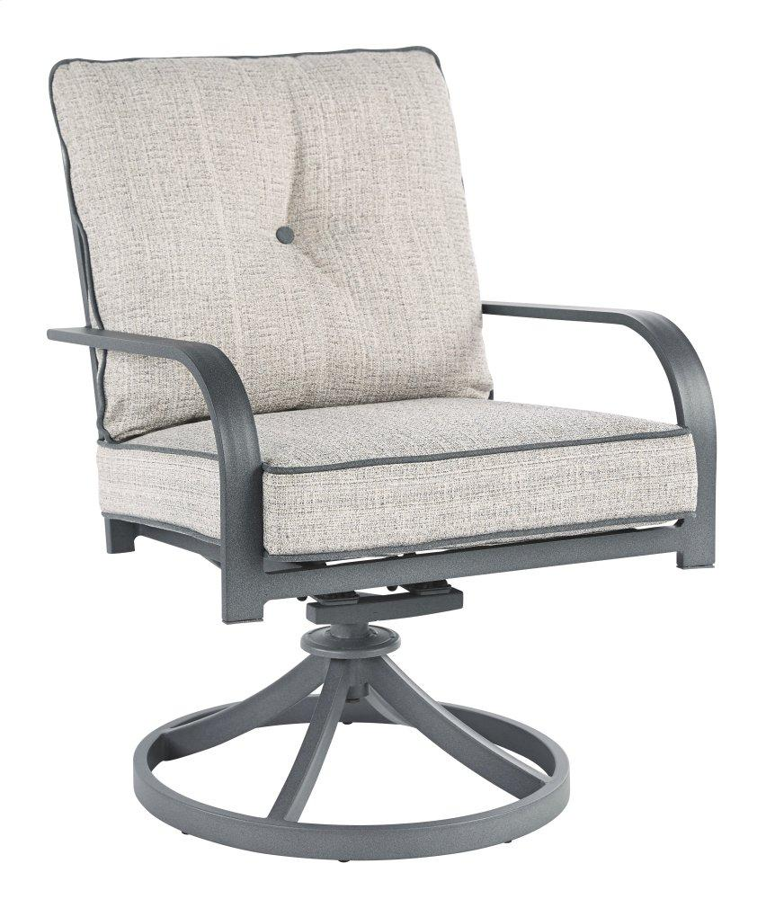 Donnalee Bay Swivel Lounge Chair
