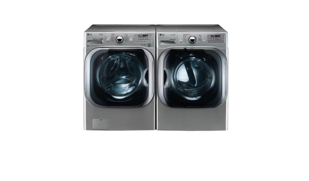 5.2 cu. ft. Mega Capacity TurboWash® Washer with Steam Technology Photo #5