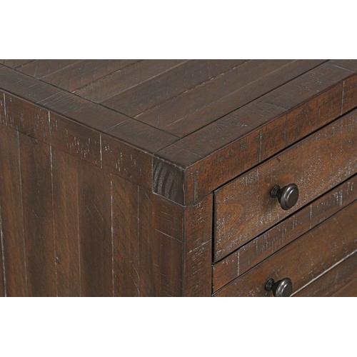 Standard Furniture - Edinburg 3-Drawer Nightstand, Brown