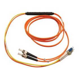 Fiber Optic Mode Conditioning Patch Cable (ST/LC), 1M (3 ft.)