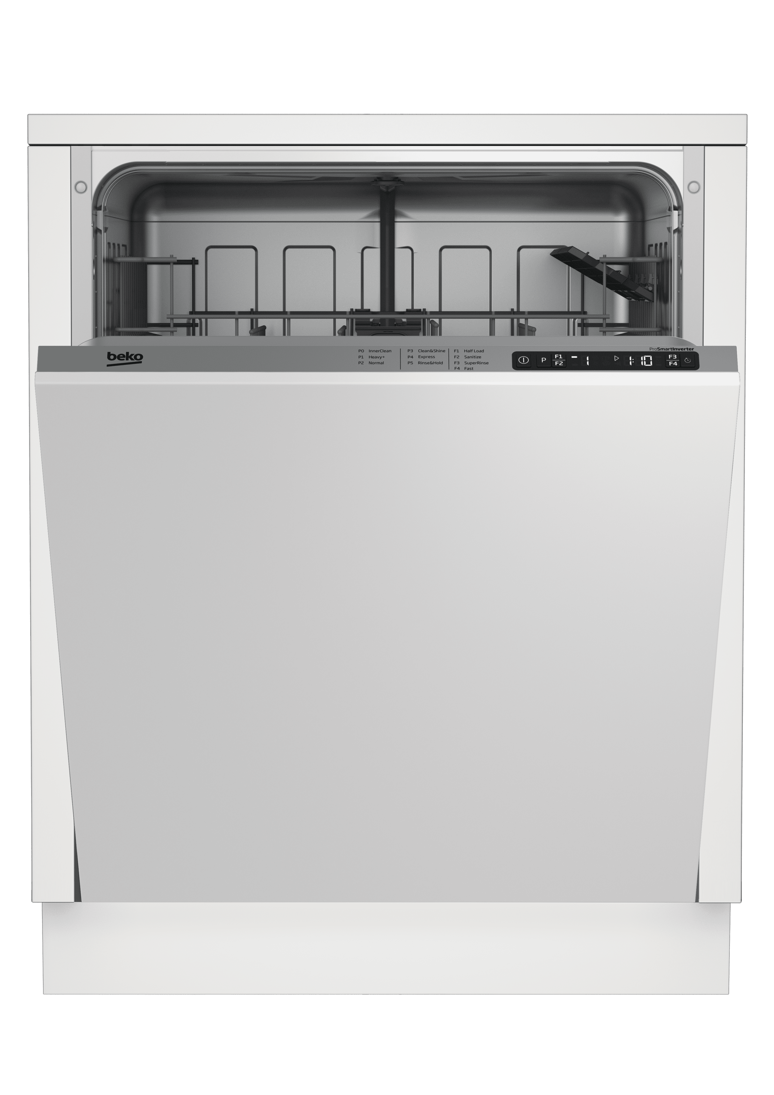 Standard Tub Dishwasher with 14 place settings, 48 dBA Fully integrated panel ready