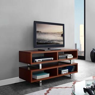 """See Details - Amble 47"""" TV Stand in Walnut"""