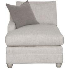 Fairgrove Left Arm Chaise 652-LAH