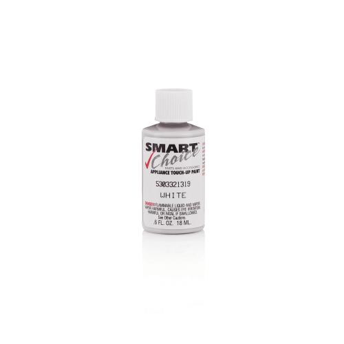 White Touchup Paint Bottle