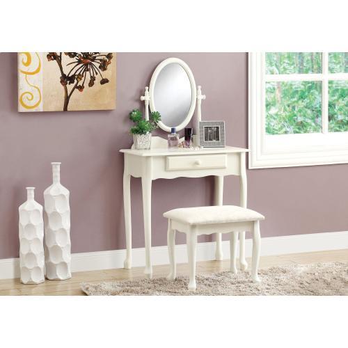 Gallery - VANITY SET - 2PCS SET / ANTIQUE WHITE