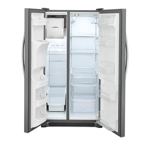 Major Appliance - 25.5 Cu. Ft. Side-by-Side Refrigerator