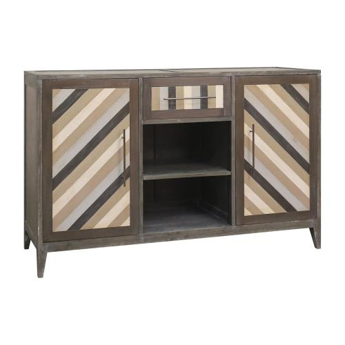 Leonie 2-door 1-drawer Credenza