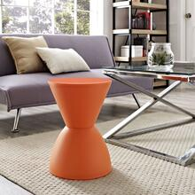 Haste Stool in Orange