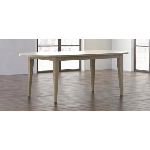Bassett Furniture - Owens Oak Oval Dining Table