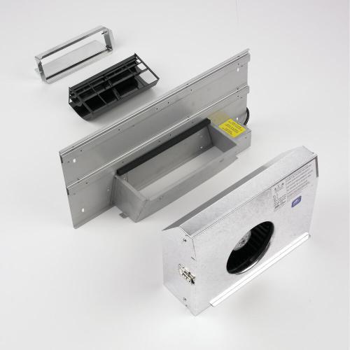 BEST Range Hoods - Internal Blower 530 Max Blower CFM