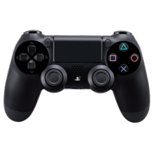 Black DUALSHOCK 4 Wireless Controller