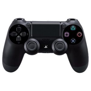 Sony - Black DUALSHOCK 4 Wireless Controller