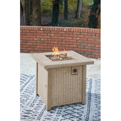 Signature Design By Ashley - Lyle Fire Pit Table