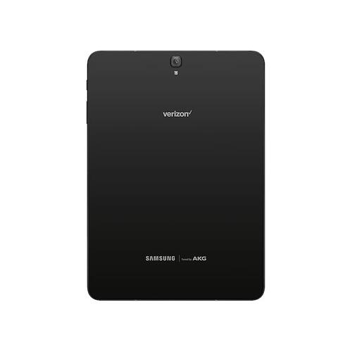 "Samsung - Galaxy Tab S3 9.7"", 32GB, Black (Verizon) S Pen included"