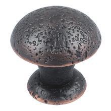 Olde World Knob 1 3/8 Inch - Venetian Bronze
