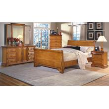 Honey Creek Caramel Bedroom Collection