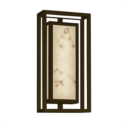 """Bayview 15"""" LED ADA Outdoor Wall Sconce Sconce"""