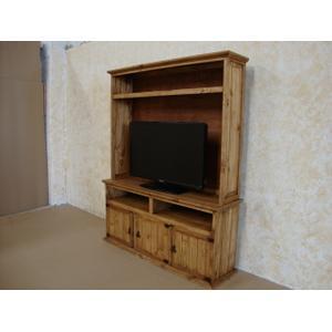 """60"""" 3 Door TV Stand"""