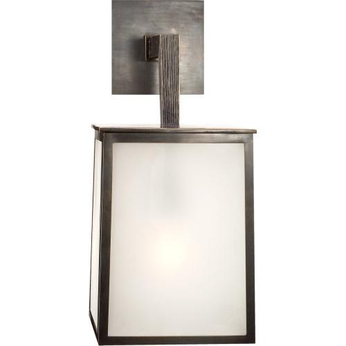 Visual Comfort BBL2072BZ-FG Barbara Barry Ojai 1 Light 18 inch Bronze Outdoor Wall