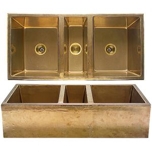 Farmhouse Sink - KS4422 Silicon Bronze Brushed Product Image