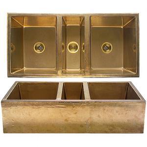Farmhouse Sink - KS4422 Silicon Bronze Brushed Product Image