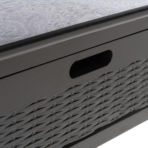 Safavieh - Landers 3 Drawer Console - Black