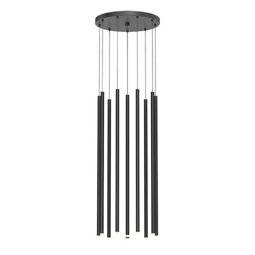 """Light Chimes™ 10-Light 32"""" LED Pendant"""