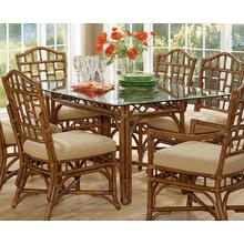 """Product Image - Chippendale 44 x 78"""" Rectangular Dining Table"""